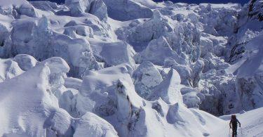 Mont Blanc Mountain