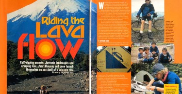 adventure cycling, patagonia argentina, travel writer, jack moscrop