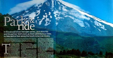 adventure sports, villarrica volcano, patagonia, travel writer, jack moscrop