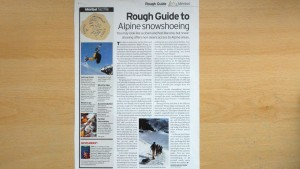 snowshoe ski resort, meribel, adventure travel writer, jack moscrop