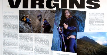 uk climbing, grooved arête, tryfan, adventure travel writer, jack moscrop